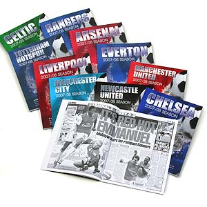 Football Season Book 2008/09 Chelsea - Chelsea Gifts