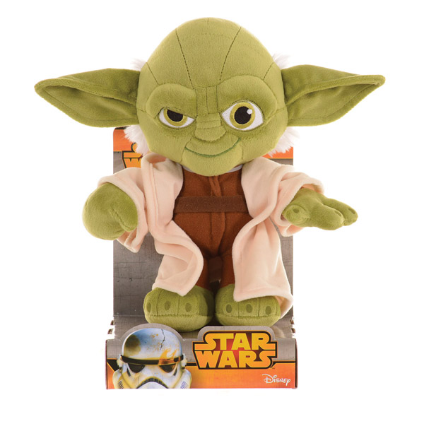 Star Wars 10 Yoda Soft Toy