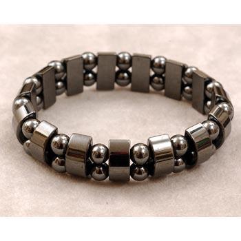 Black Ball Bracelet