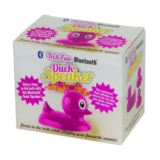 Pink Bluetooth Duck Speaker