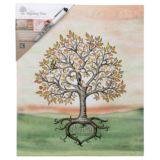 Anniversary Signing Tree Canvas