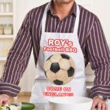 Football BBQ Apron