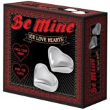 Be Mine Ice Love Hearts