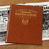 Personalised Celtic Football Book