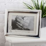 Personalised My First Communion Frame With Mount And Icon
