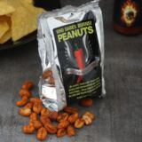 Crazy Hot Naga Chilli Peanuts (Pack of 5)