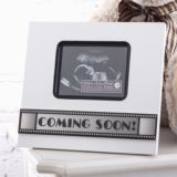Coming Soon Baby Scan Photo Frame