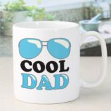 Cool Dad Personalised Mug