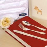 Silver Plated 3 Piece Cutlery Set