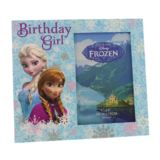 Disney Frozen Birthday Girl Photo Frame