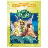 Disney Fairies Personalised Large Adventure Book