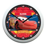 Personalised Disney Pixar Cars Piston Cup Clock