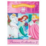 Disney Princess Adventure 2 Personalised Large Book