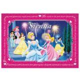 Disney Princess Personalised Placemat