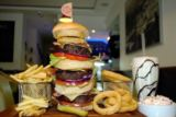 The BIG DADDY Challenge at Black's Burgers