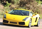 Lamborghini Driving Thrill with Passenger Ride