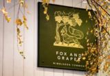 One Night Break for Two with Dinner and Bubbles at Fox and Grapes