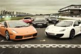 Triple Supercar Driving Thrill at Top UK Race Circuits