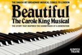 Tickets to Beautiful - The Carole King Musical and Dinner for Two