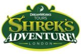 Visit to Shrek's Adventure with River Pass for Two