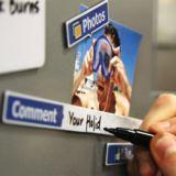 Fridgebook Magnets