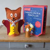 Fantastic Mr Fox Hand Puppet