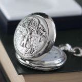 Personalised Fishing Pocket Watch