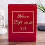 Your Life At 70 Photo Album