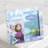Disney Frozen Birthday Princess Photo Frame
