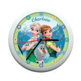 Personalised Disney Frozen Fever Clock