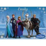 Personalised Disney Frozen Landscape Poster