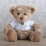 Personalised Good Luck Teddy Bear
