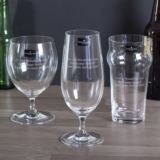 Dartington Three Cheers For Beers Personalised Glasses Set