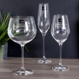 Dartington Wine Time Personalised Glasses Gift Set