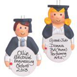 Personalised Graduation Hanging Ornament