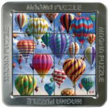 3D Magna Puzzle - Hot Air Balloon