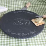 Personalised Slate Lazy Susan