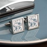 Personalised Lets Party (Sheep) Cufflinks