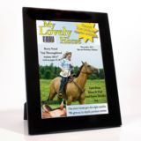 Horse Riding Magazine Cover