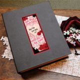 Luxury Wooden Where We First Met Personalised Jigsaw