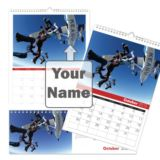 Personalised Xtreme Sports Calendar