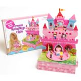Make Your Own Pink Princess Castle - Moving Magical Castle