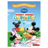 Mickey Mouse Clubhouse Large Personalised Book