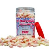 Personalised Milkshake Sweet Jar