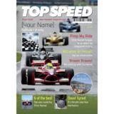 Motor Sport Magazine Spoof