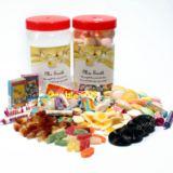 Personalised Mr & Mrs Sweet Jars