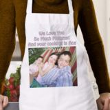Personalised Apron for Mum
