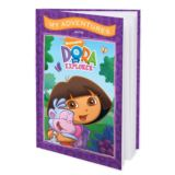 My Adventures with Dora the Explorer - Hard Cover