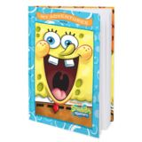 My Adventures with SpongeBob SquarePants Personalised Book - Hard Cover
