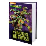 My Adventures with Teenage Mutant Ninja Turtles Personalised Book- Hard Cover